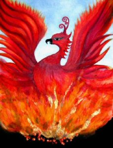 Like the Phoenix can innovation rise from the flames of recession?