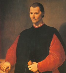 Niccolò Machiavelli Still relevent today for innovation?