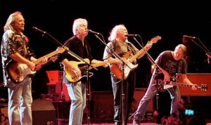 Crosby Stills Nash & Young In Concert